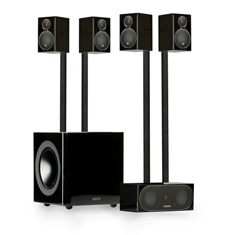 Lautsprecher-Serie Radius, RADIUS STAND