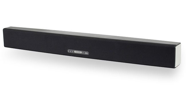 Soundbars, Aktive Soundbars