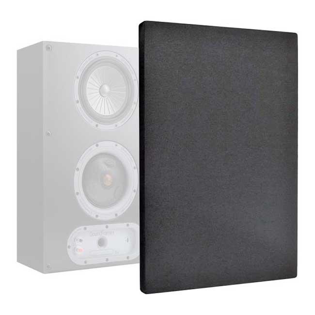 Soundframes, Rahmenlose Blende