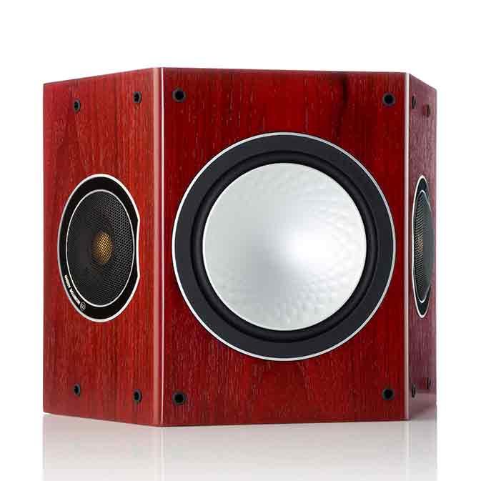 Kino-Rear-Speaker, Silver-Serie