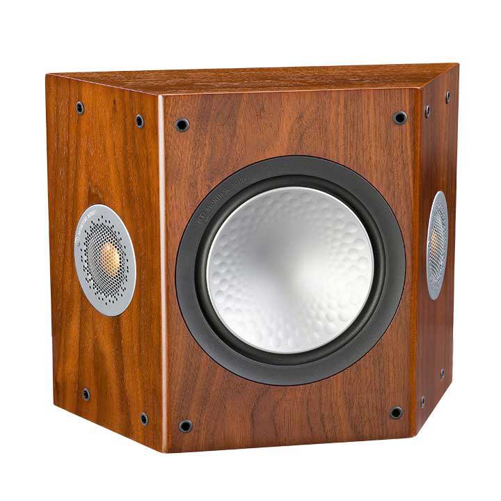 Kino-Rear-Speaker, silver-6g/silver-fx