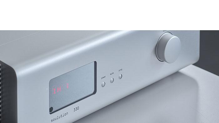 Stereoverstärker Soulution 311