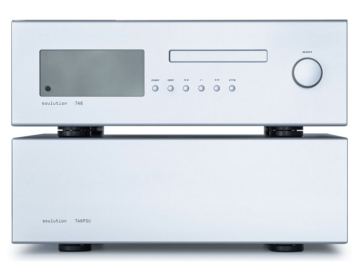 Soulution 746+ SACD-Player