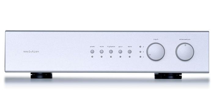 Phono-Verstärker Soulution 750